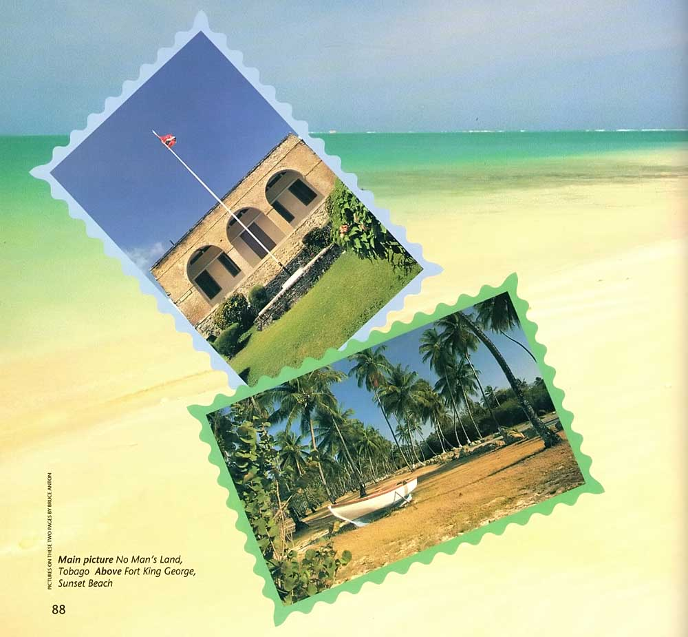 Fort King George, Sunset Beach. Photographs by Bruce Anton
