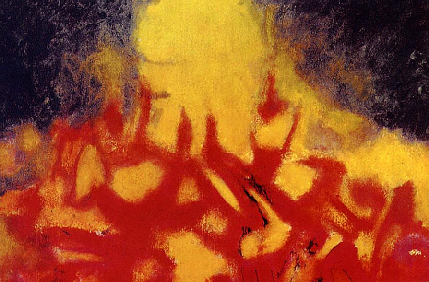 Sunspot maximum (1989, 47 x 60 cm.) Photograph by the October Museum, London
