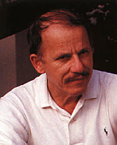 Agliberto Melendez, director of the controversial Un Pasaje de Ida. Photograph by Bruce Paddington