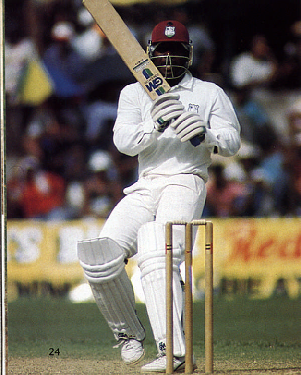 Desmond Haynes (West Indies). Photos by Caribbean-Sports