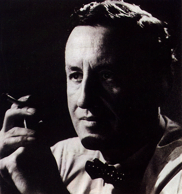Author Ian Fleming, creator of James Bond; he built  his Jamaican retreat in 1945. Photograph by Douglas Glass