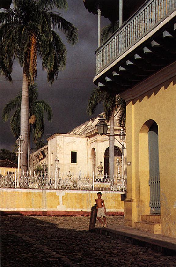 Trinidad de Cuba. Photograph by Juliet Barclay