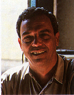 Havana's city historian Eusebio Leal Spengler. Photograph by Juliet Barclay