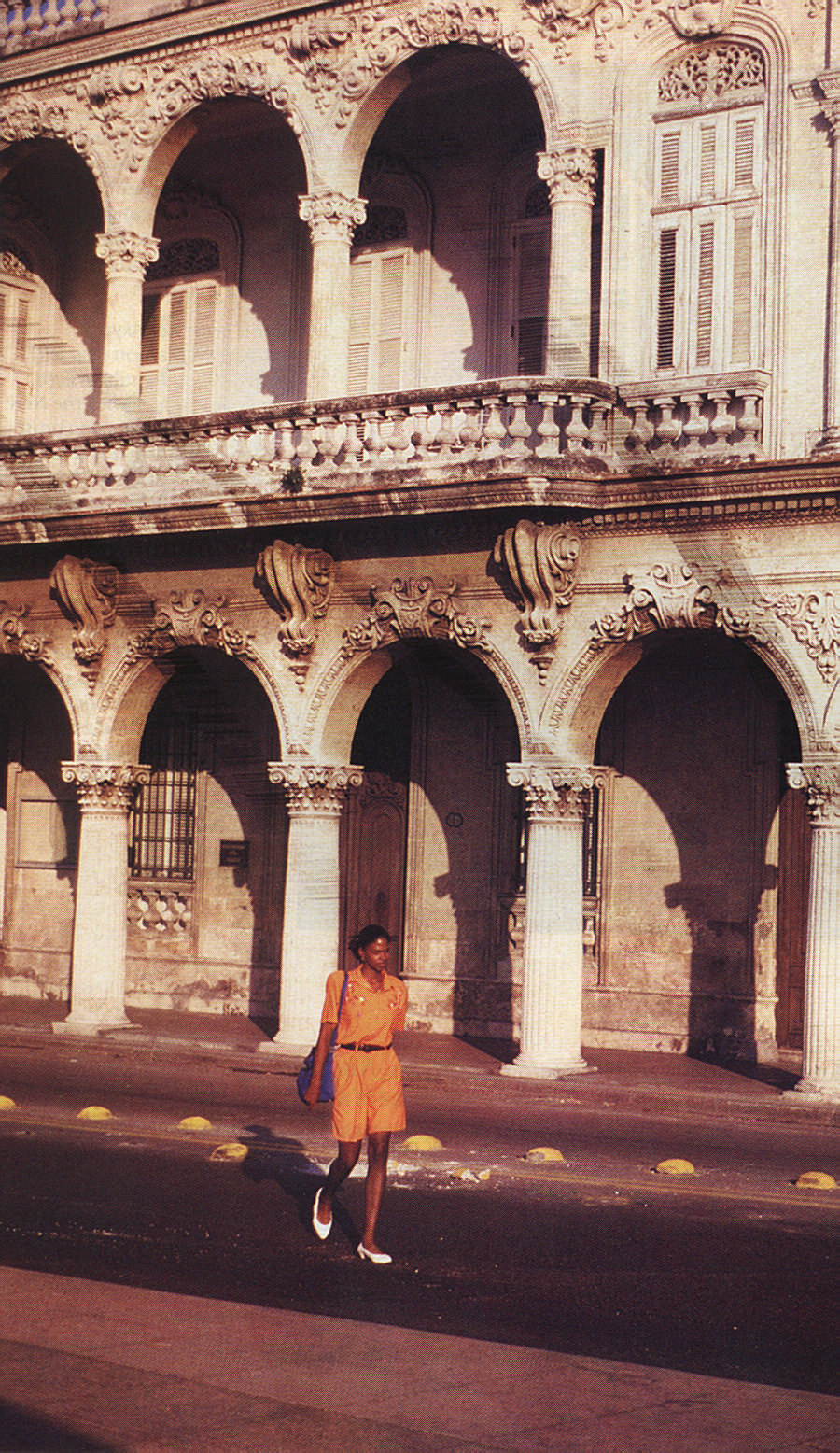 In Old Havana. Photograph by Christopher Cozier