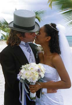 """Say """"I do"""", then celebrate with a magnificent feast. Photograph by Robert Pankin"""