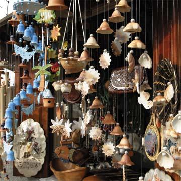 Local craft. Photograph by Anton Modeste