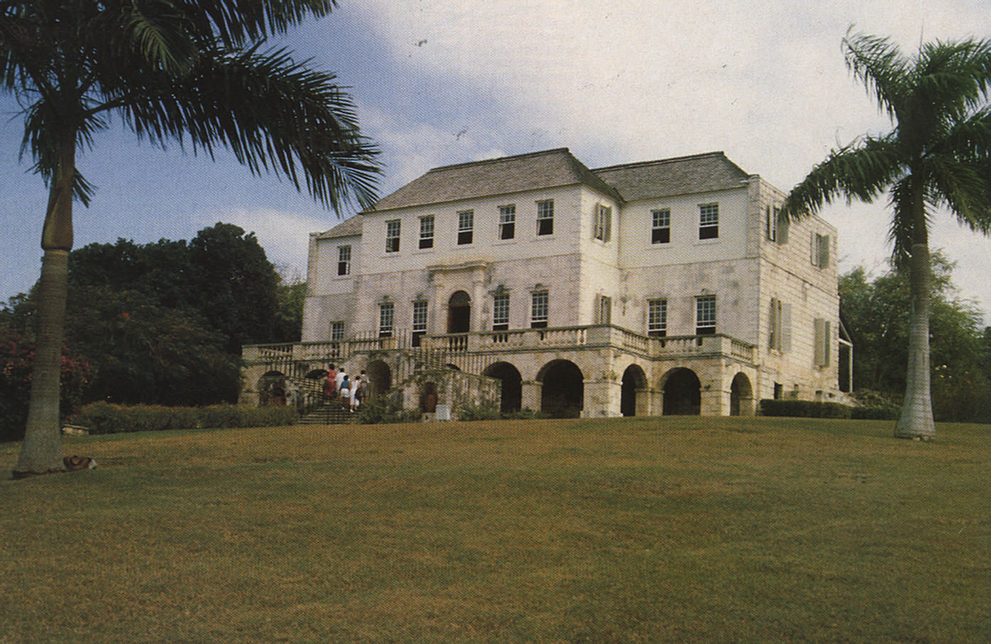 Rose Hall Great House: does the witch still walk? Photograph by Jamaica Tourist Board