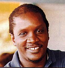 Jamaican filmmaker Lennie Little- White. Photograph by Bruce Paddington
