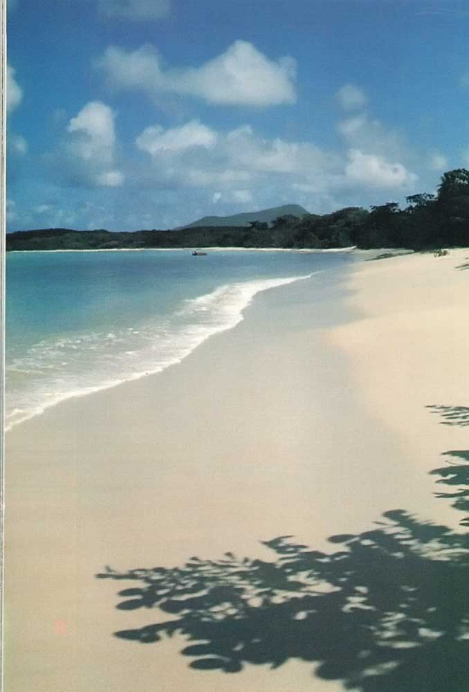 Carriacou: if nothing much happens, that's its charm. Photograph by Jim Rudin