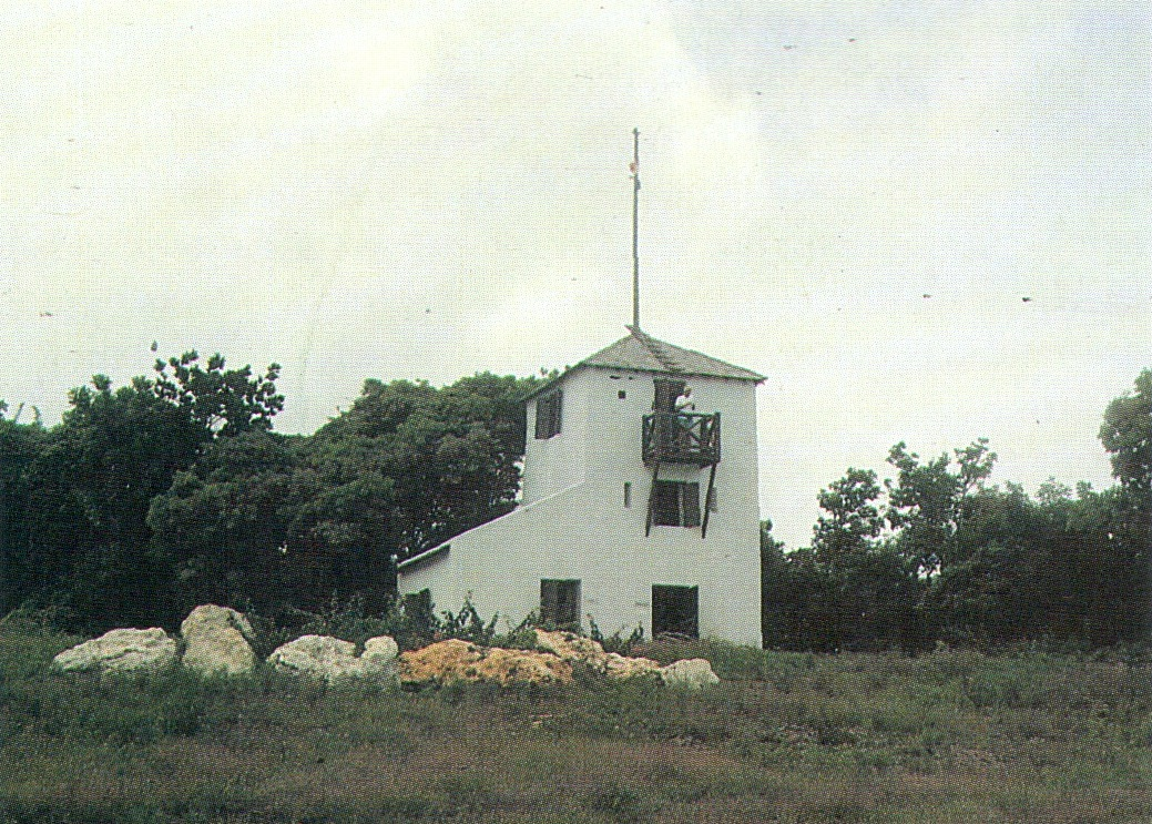 The Grenade Hall Signal Station restored as a new visitor attraction. Photograph by Jean Baulu