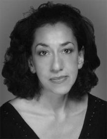 Andrea Levy. Photograph by Angus Muir