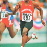 Boldon the Beautiful? Trinidad sprinter Ato Boldon