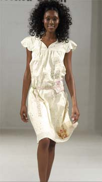 Imani in Jessica Ogden. Photograph courtesy Pulse Investments