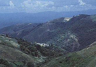 Bierzo Mountains. Photograph by Donna Yawching