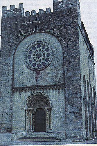 Portomarin, Galicia; photograph by Donna Yawching