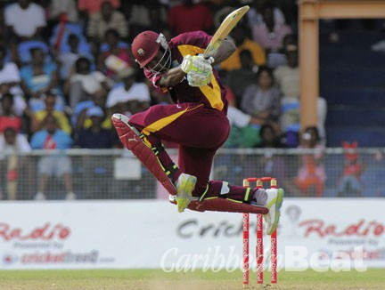Photograph courtesy West Indies Cricket Board