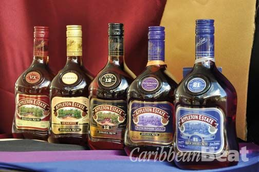 …and raise a toast. Photograph courtesy Caribbean Rum And Beer Festival