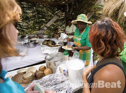 Calabash Festival. Photograph courtesy Montserrat Tourist Board