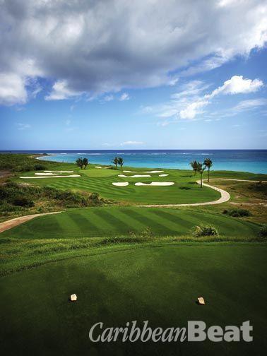 2012 Johnnie Walker St Kitts Open. Photograph courtesy Royal St Kits Golf Club