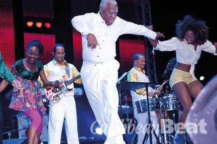 Photograph courtesy Jamaica Jazz and Blues Festival