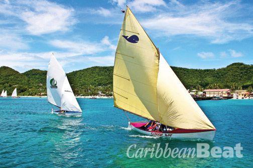 Carriacou Regatta Festival. Photograph by Grenada Board of Tourism