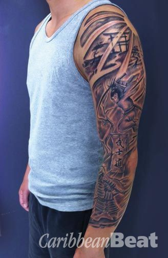 Caribbean Tattoo Convention