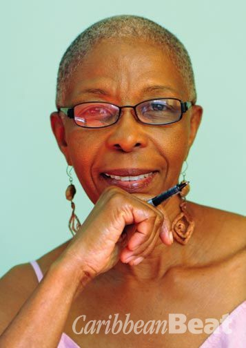 Esther Phillips. Photograph courtesy the Barbados Literary Festival