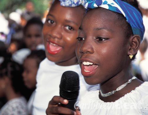 Vive La Rose. Photograph courtesy St Lucia Tourism Authority