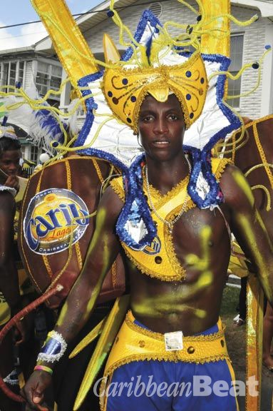 Guyana marks Mashramani. Photograph courtesy the Ministry of Culture, Youth and Sports, Guyana