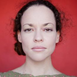 Vincentian artist and ARC magazine editor Holly Bynoe. Photograph courtesy Holly Bynoe
