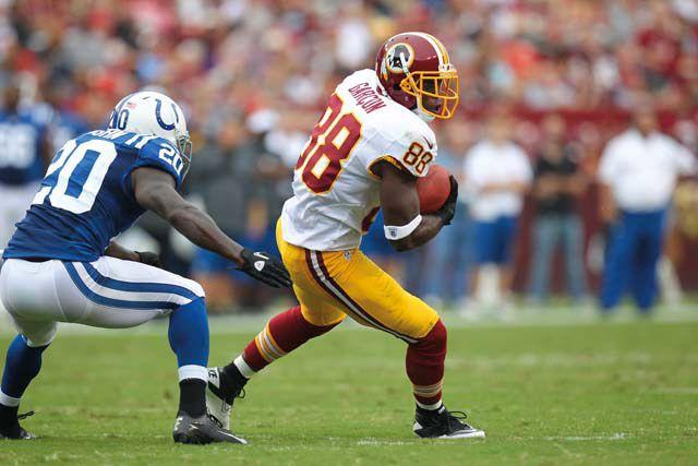 Pierre Garçon • Washington Redskins #88 • Born 8 August, 1986 • 6 feet, 0 inches; 212 pounds