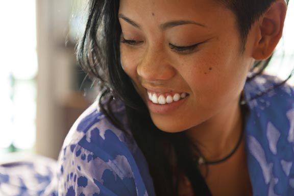 Anya Ayong-Chee. Photograph by Wyatt Gallery