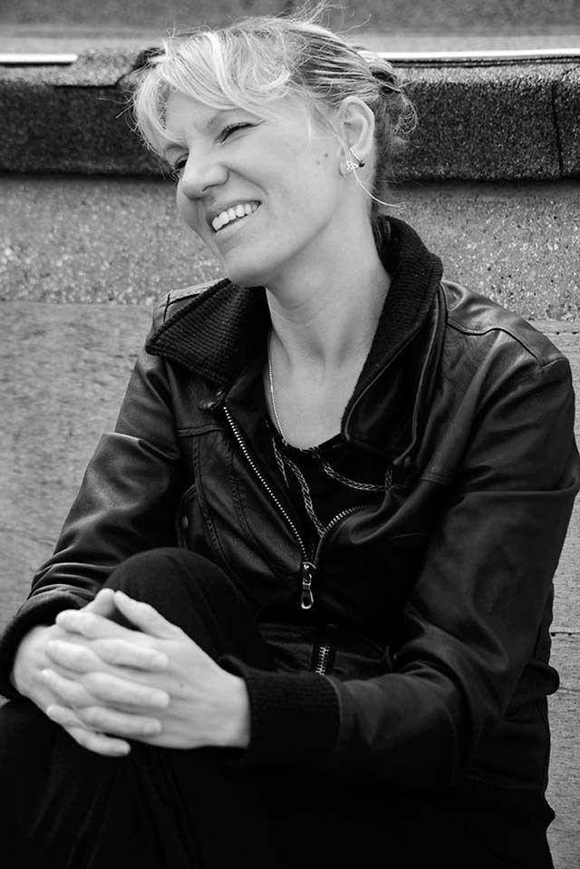 Hannah Lowe. Photograph by Tim Ridley