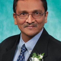 Dr Kumar Mahabir. Photograph courtesy Dr Mahabir