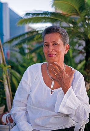 Barbara Jenkins. Photograph by Arnaldo James