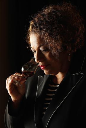 Joy Spence. Photograph courtesy Appleton Estate Jamaica Rum
