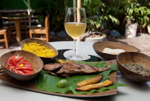 Café Africa attempts to reintroduce Jamaicans to authentic African cuisine. Photograph by Stuart Smellie (Equilibrium Photography)