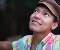 Filmmaker Juan Francisco Pardo. Photograph by Miquel Galofré