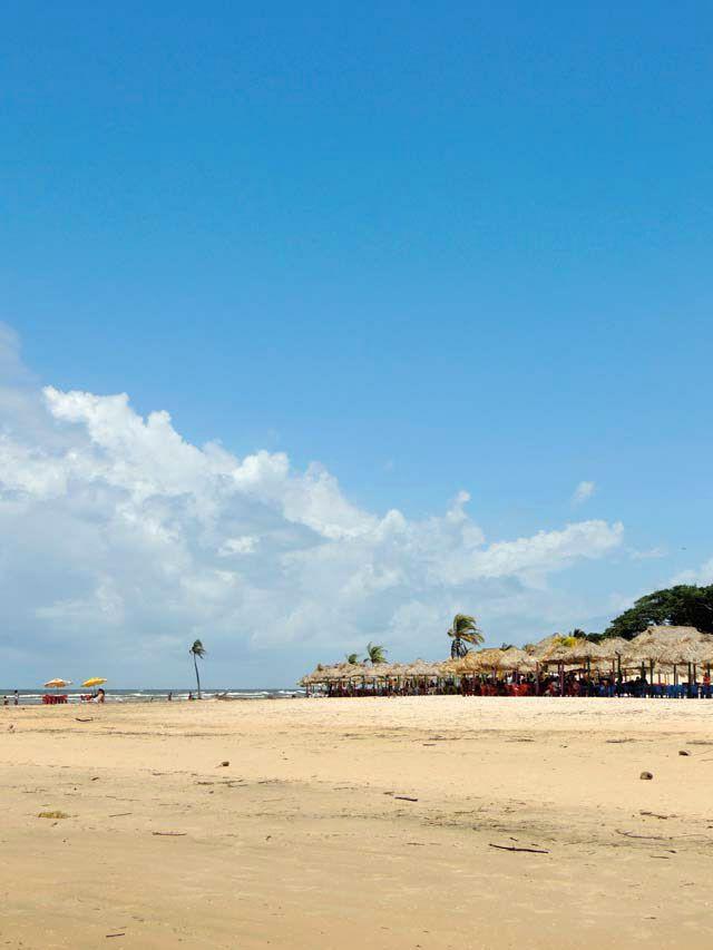 Sunday at Praia do Pasqueiro. Photograph by Nicholas Laughlin