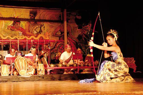 Suriname's Javanese heritage makes it unique in the Caribbean. Photograph by Hedwig De La Fuente