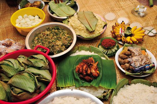 Paramaribo's cuisine is extraordinarily varied, thanks to the city's many ethnic groups. Photograph by Hedwig De La Fuente