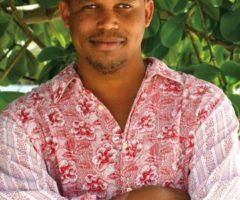 Kareem Mortimer. Photograph courtesy Richard Von Maur