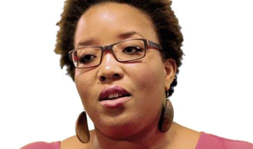 Sharifa Wright, We Are Jamaicans participant. Video stills courtesy J-FLAG