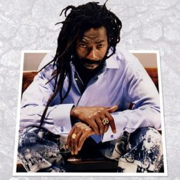 Buju Banton. Photograph by Jonathan Mannion