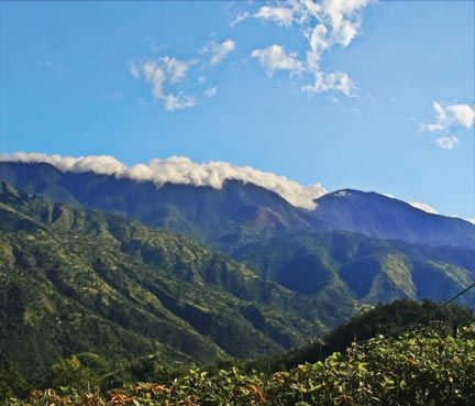 Blue Mountains. Photograph by Dean Clarke