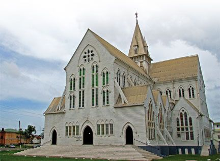 St George's Cathedral. Photograph by Terry Kuet