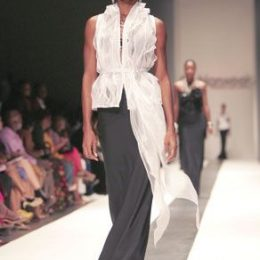 Designing Dreams in T&T. Photograph courtesy FWTT