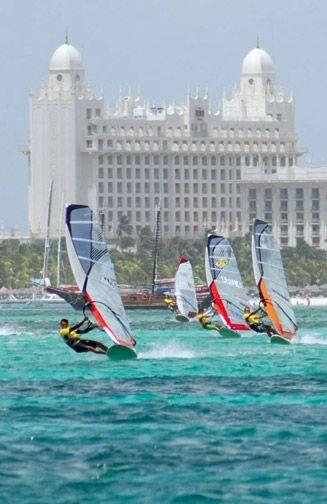 Aruba Hi-Winds. Photograph courtesy Aruba Hi-Winds