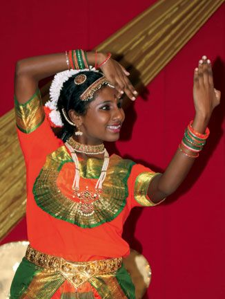 Jamaica marks Indian Heritage day. Photograph courtesy National Council For Indian Culture