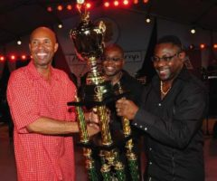 2009 Pic-o-de-Crop winner, Red Plastic Bag (left). Photograph courtesy Barbados Tourism Authority